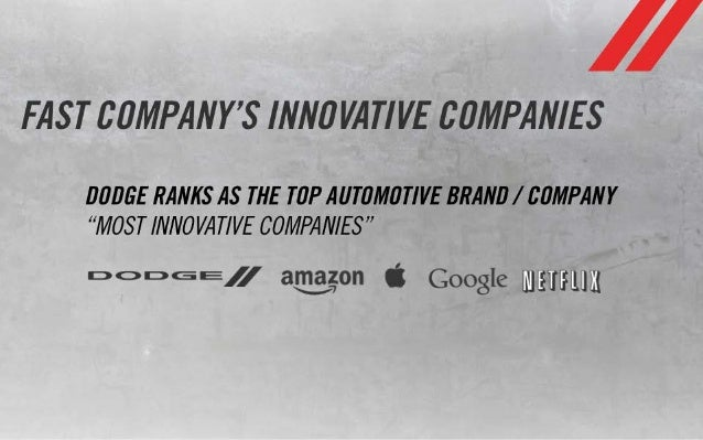 FCA - 6 May - Dodge brand