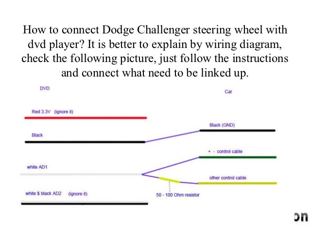 dodge challenger steering wheel control Dodge Caravan Wiring Diagram
