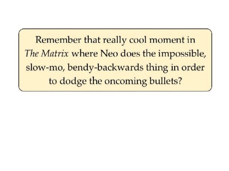 Dodging Bullets in Presentations Slide 3