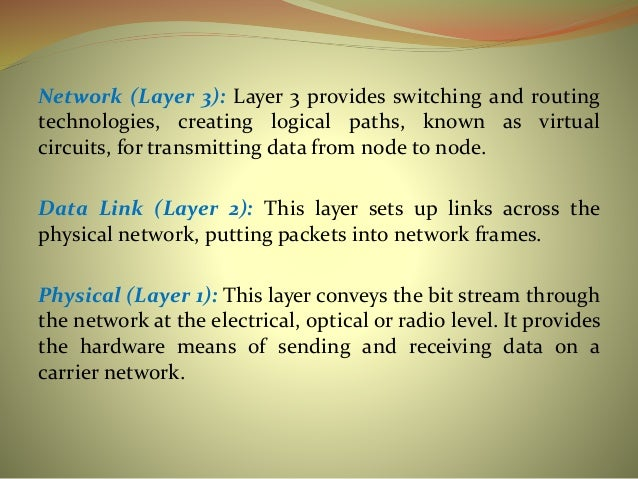 the history of the osi model essay The true story of network layering and the origin of the osi model despite  the success of the internet in replacing all the previous attempts to build a global .