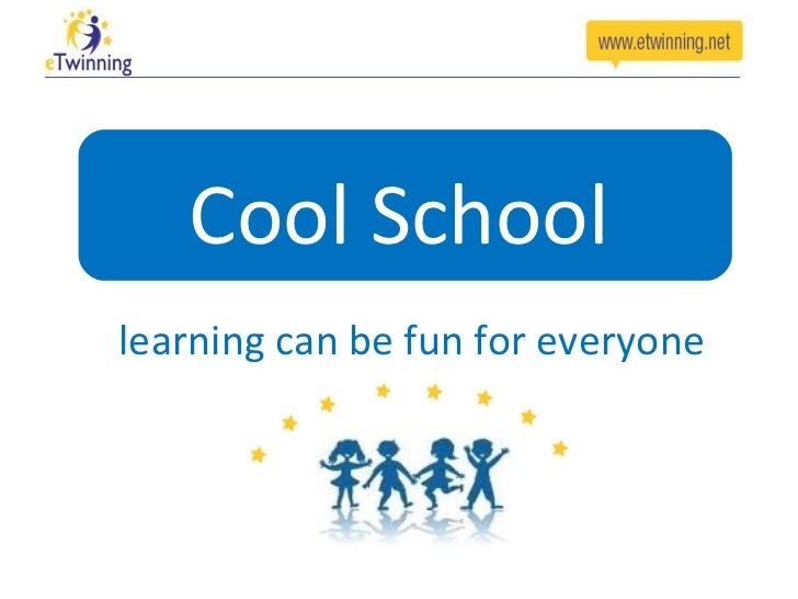 DOE  Label Cool School