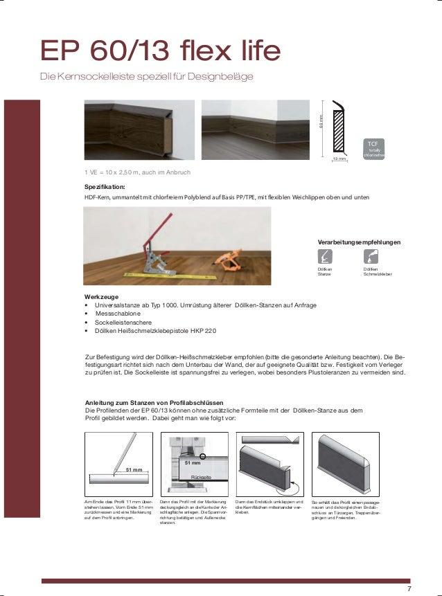 doellken katalog sockelleiste ep60 neu 2014. Black Bedroom Furniture Sets. Home Design Ideas