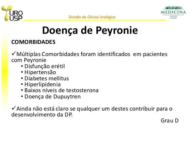 vitamina e no tratamento da doença de peyronie