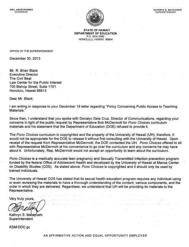 Doe response to cb law center