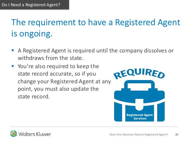 how to start a registered agent business