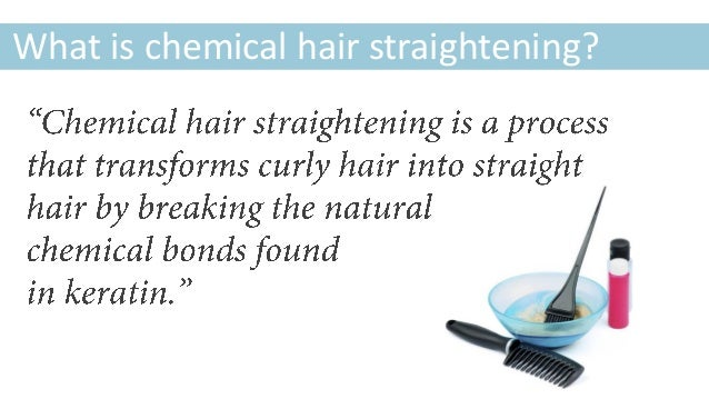 Does Chemical Hair Straightening Damage Your Hair