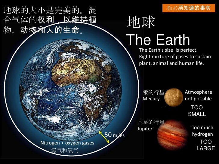 Does god exist (chinese) Slide 2