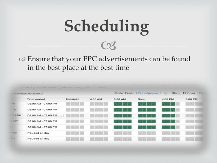 Continuous performance       observation                          Confirm that your ads and keywords remain  effective o...