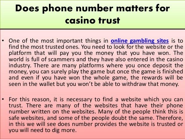 Brantford Casino Phone Number