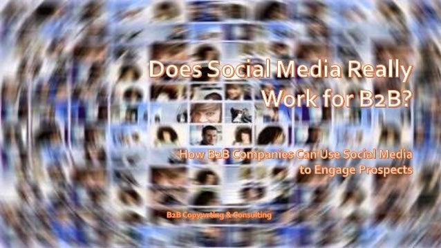 Employ Social Media… just notlike B2C B2B Copywrting & Consulting 2
