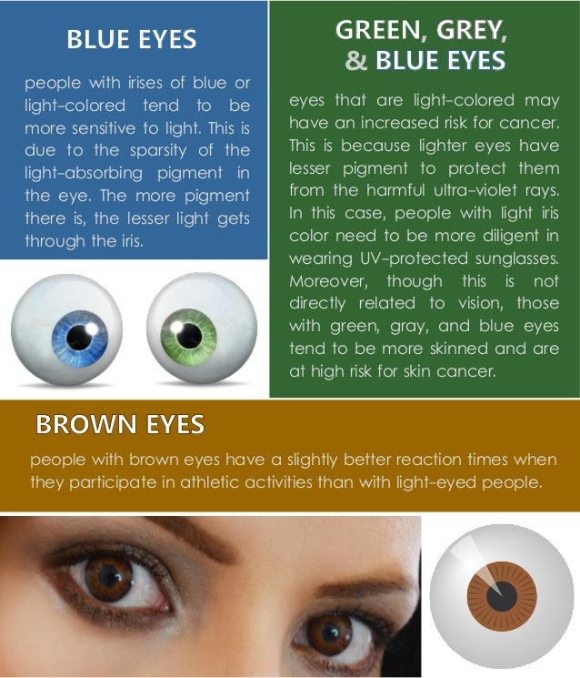 Does Your Eye Color Reveal Your Health?