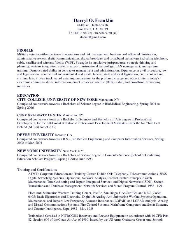 dofsef bender resume 021816