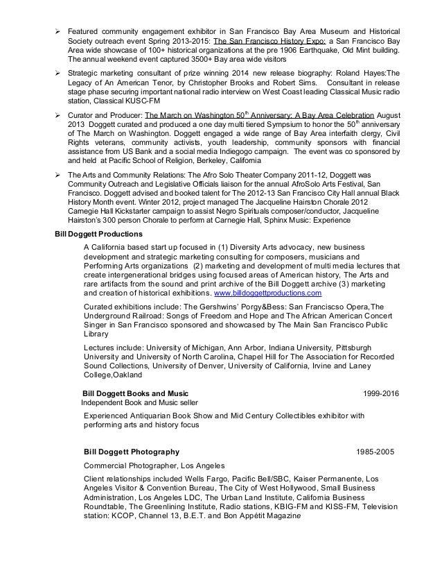 Fantastic Resume Consultant Bay Area Mold - Resume Ideas - dospilas.info