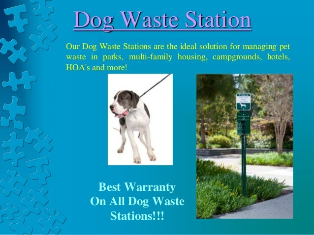 Dog Waste Station  Our Dog Waste Stations are the ideal solution for managing pet  waste in parks, multi-family housing, c...