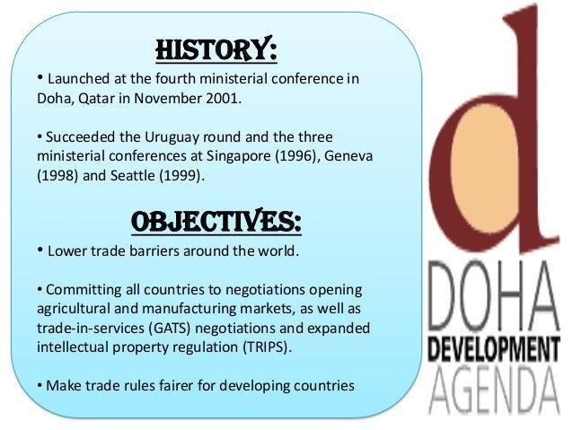 Doha Development Round