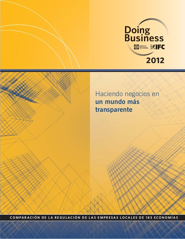 2012                                                          Haciendo negocios en                                        ...