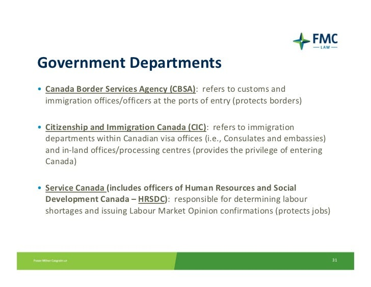 Government Departments Canada Border Services Agency Cbsa Refers