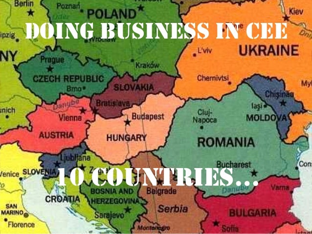 Doing business in cee 10 COUNTRIES…