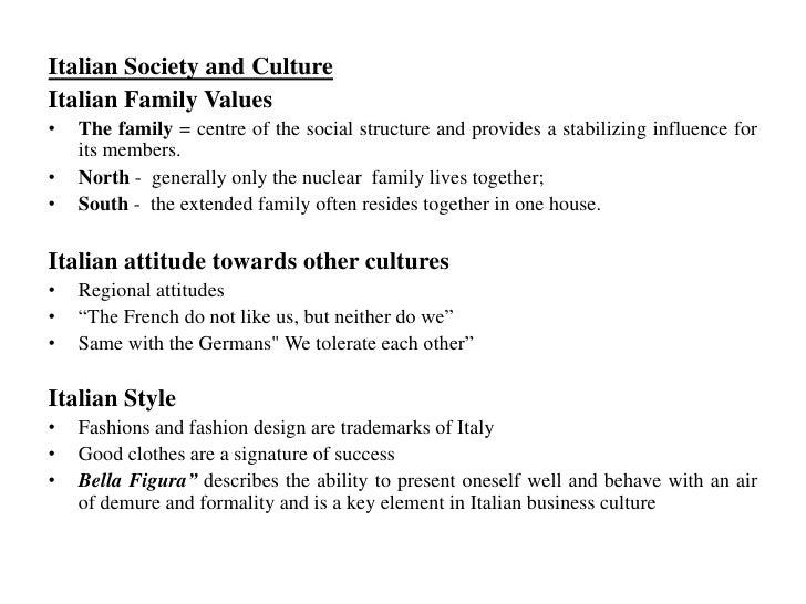 how family values shape societies Family religion and education shape the values of american societyin that a person's religion and education influences the way theyrespond to other.
