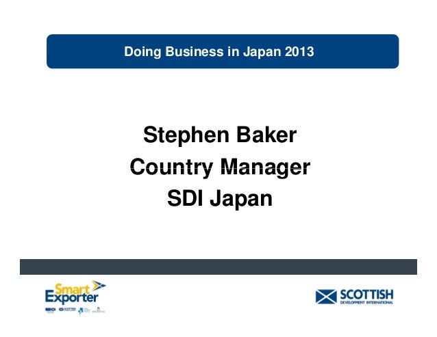 doing business in japan We provide training on japanese business etiquette and japanese business  culture to bridge the cultural and communication gap in doing business in japan.