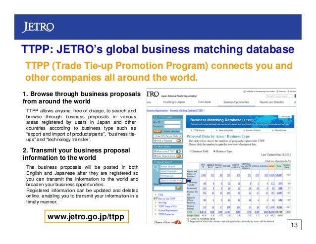 Doing business in Japan 2013 (all slides)