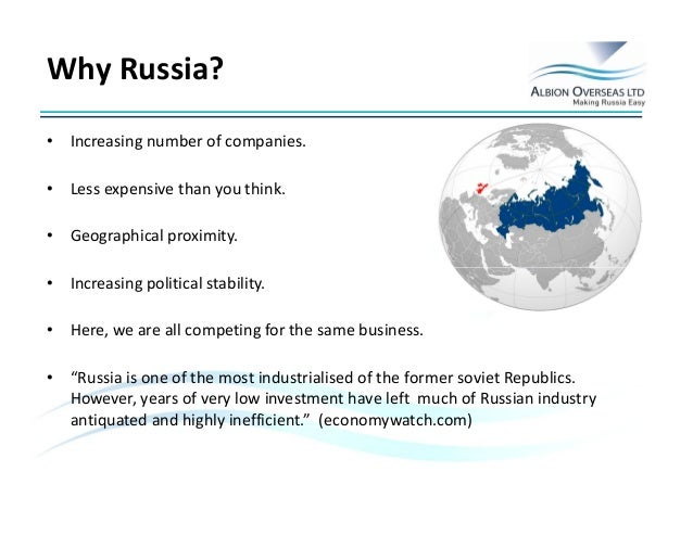 """doing business in russia I have no loans in russia i don't have any deals in russia"""" and he's right trump  has a long history of trying to do business in russia, but."""