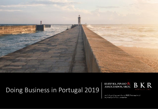 Doing Business in Portugal 2019