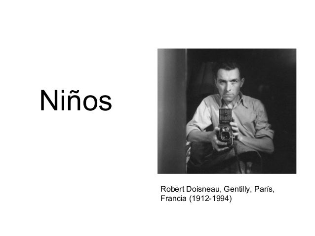 Niños Robert Doisneau, Gentilly, París, Francia (1912-1994)