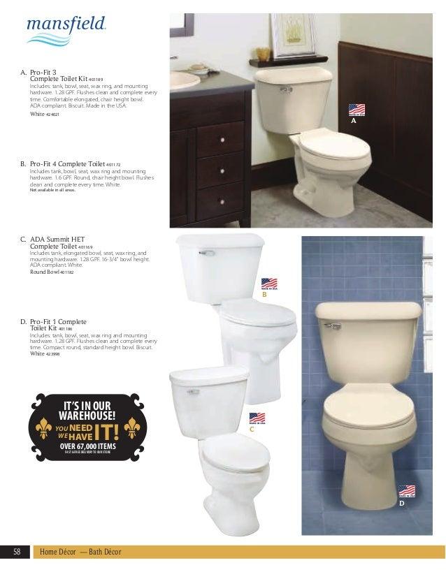 Western 1 6 Gpf Toilet