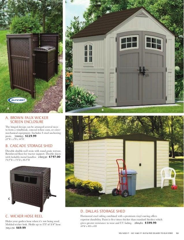 Do It Best Outdoor Living Catalog