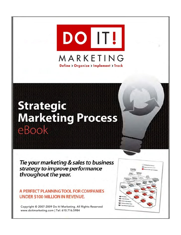 Copyright © 2007-2009 Do It! Marketing. All Rights Reservedwww.doitmarketing.com | Tel: 610.716.5984