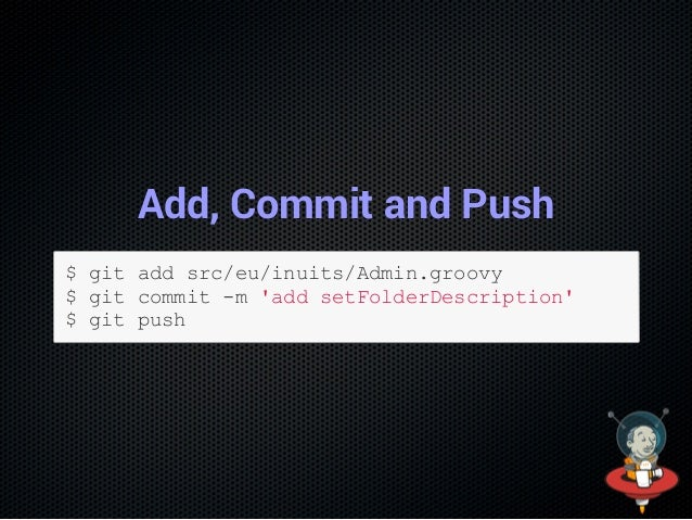 @Grab Just an example from https://jenkins.io/doc/book/pipeline/shared-libraries/ @Grab('org.apache.commons:commonsmath3:...