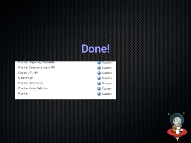 Done!
