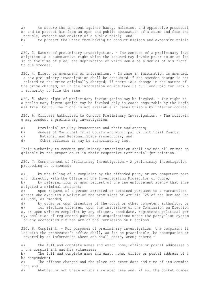 doj national prosecution service manual rh slideshare net national prosecution service manual philippines national prosecution service manual pdf