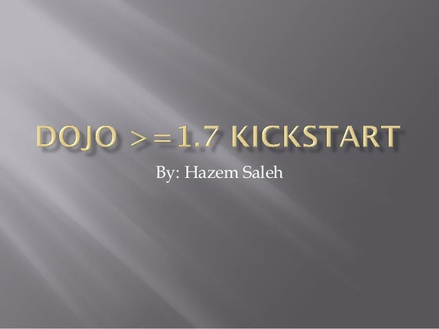 By: Hazem Saleh