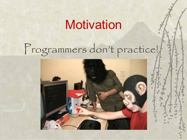 Coding Dojo Introduction Slide 2