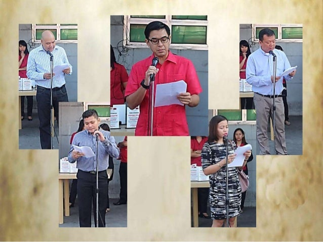  PARTICIPATED IN THE BIBLE COORDINATOR'S ASSEMBLY