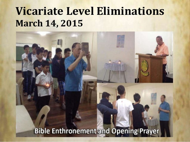 Meeting Date No. of Attendees No. of Parishes Represented (out of 28 parishes) January 5, 2015 26 17 February , 2015 20 13...