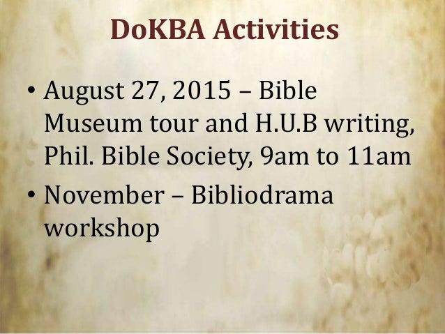 DoKBA report 2015 aug