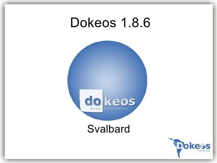Dokeos 1.8.6       Svalbard