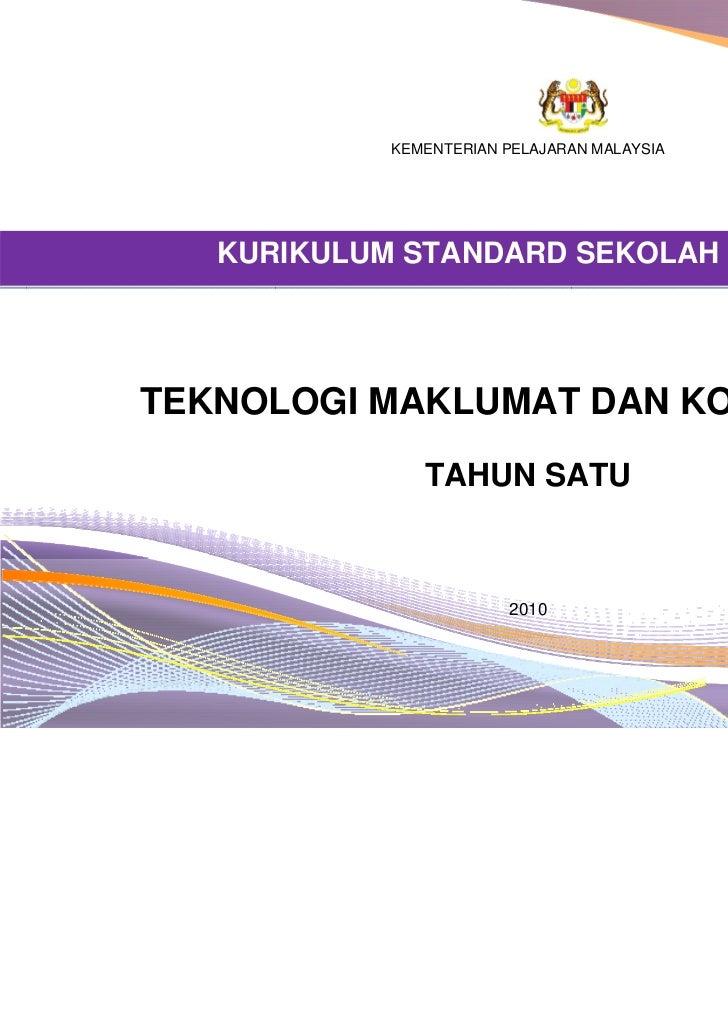 DRAF   DRAF           KEMENTERIAN PELAJARAN MALAYSIA  KURIKULUM STANDARD SEKOLAH RENDAH  KURIKULUM STANDARD SEKOLAH RENDAH...