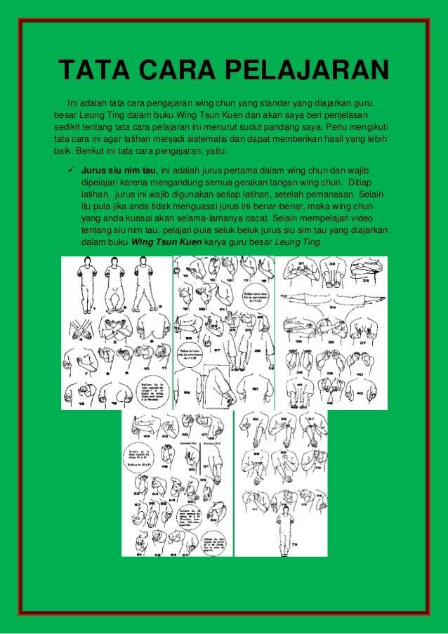 Buku Belajar Wing Chun Pdf