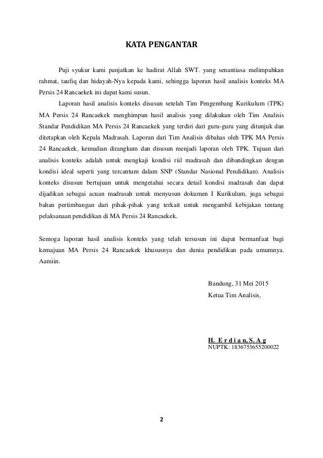Dokumen Analisis Konteks 2015 2016