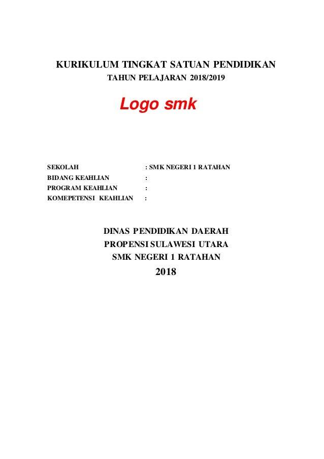 Dokumen Ktsp 2018