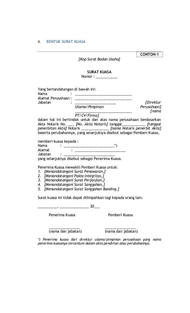 Dokumen Pengadaan Tanah Timbunan