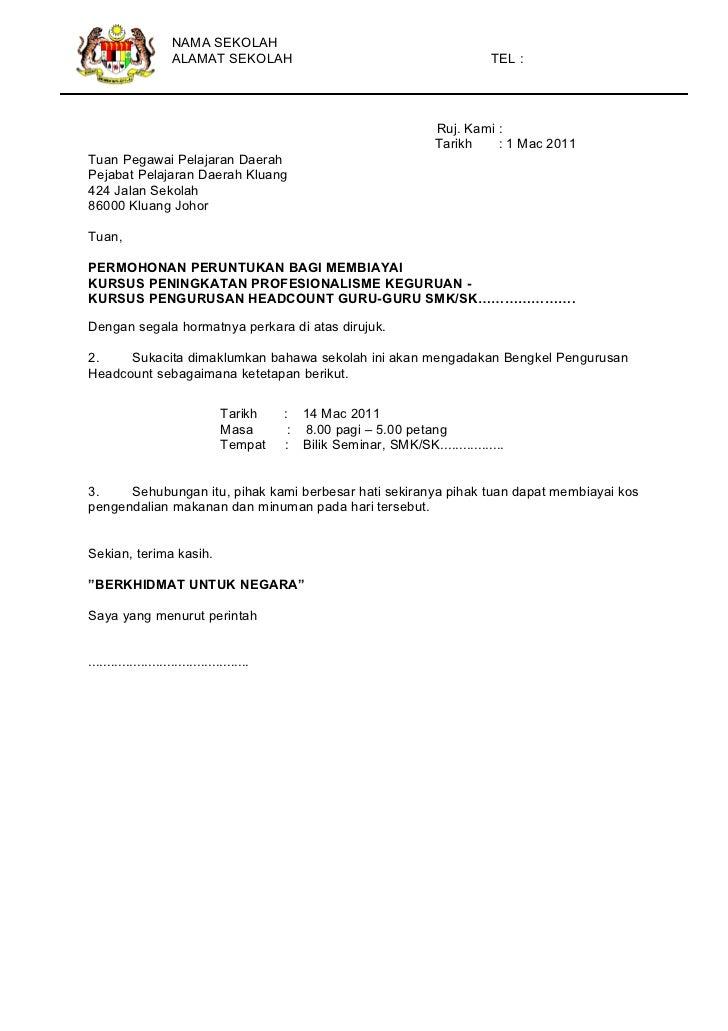 Contoh Surat Balasan Permintaan Resmi Liga Mx 8