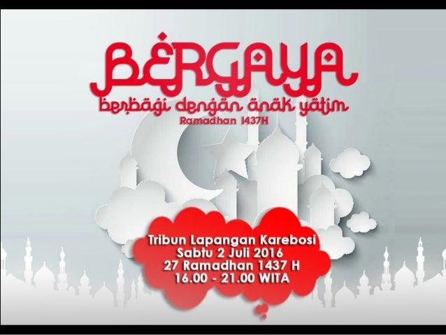 "Dokumentasi Event ""Bergaya Makassar 2016"""