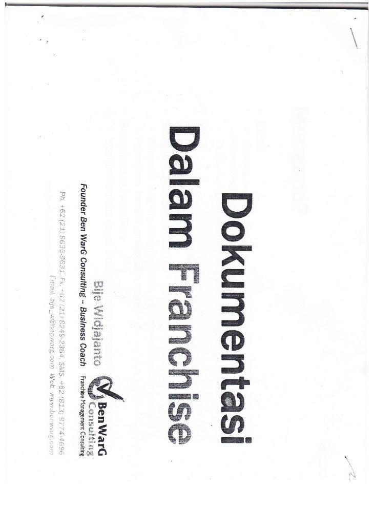 Dokument dalam franchise