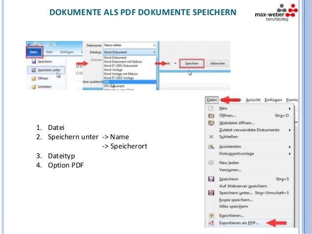 Dokumente Gestalten Und Drucken In Word 2010