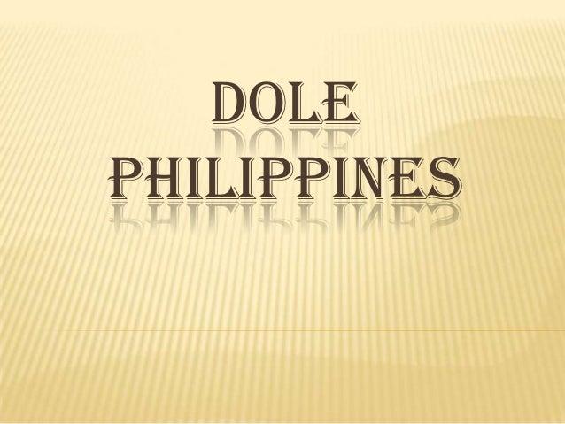 DOLEPHILIPPINES